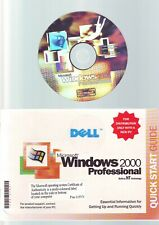MICROSOFT WINDOWS 2000 PROFESSIONAL - PC OPERATING SYSTEM SOFTWARE WITH MANUAL