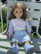 American Girl Doll 2008 Just Like You Truly Me Jly #28 Short Brown Hair & Eyes.