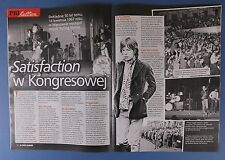 Rolling Stones famous concerts in Poland, Warsaw 14.04.1967 - rare shoots