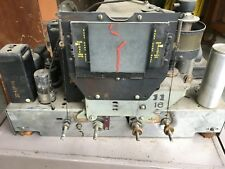 vintage  wards airline radio chassis - movie dial -model of radio is 62-311