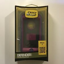 OTTER BOX Defender Series iPhone 5/5s/SE Rugged Protection Cell Phone Case NEW!!