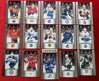 🏒2019-20 Tim Hortons ☆GAME DAY ACTION☆ Complete Set (15)  Free Shipping!!!