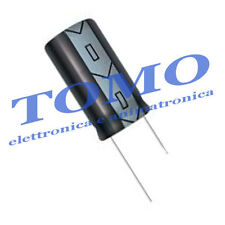Condensatore elettrolitico 56uF 35V 105° LOW ESR 2 pezzi CE-56UF-35