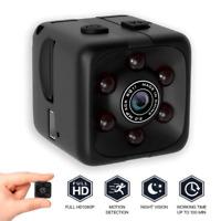 Mini cámara espía con Sensor de movimiento, cámara de seguridad visión nocturna