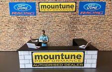 1/18 scale Large Wrap Around Service Counter / Desk  for garage diorama