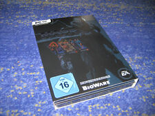 Mass Effect 1 + 2 + 3 pour PC Trilogy version allemande richtihge Box Collector