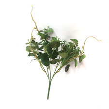 Artificial Eucalyptus Mix Bush Artificial Flowers Artificial Leaves Silk Flowers