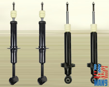 4pc OE Suspension Gas Shock Strut Front+Rear for 07-10 Ford Explorer Sport Trac