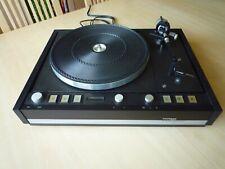 Thorens TD 126 III Plattenspieler schwarz Ortofon VMS 20E