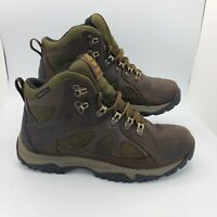Timberland 5735A Men's Hiker Soft Toe Brown Work Boots Size 9