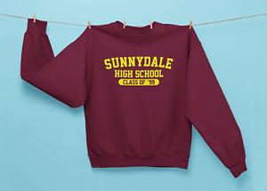 Sunnydale High Class of 99 Adult Unisex Crew Neck Sweatshirt Buffy Vampire