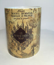 Harry Potter inspired The Marauder's Map 11 oz Coffee Mug NEW Printed in USA