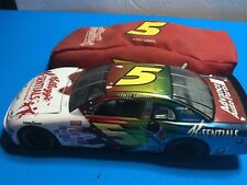 1999 Racing Champions Terry Lebonte 1:24 Kellogs K-Sentials Car Nm W/Cover