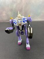 Digimon Warp Digivolving Omnimon Action Figure