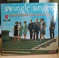 The Swingle Singers - Getting Romantic CD NUOVO CELOPHANATO