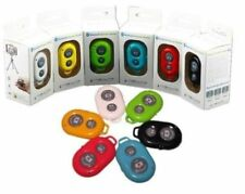 Wireless Bluetooth Selfie Camera Remote Control Shutter for iPhone Samsung HTC