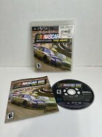 NASCAR The Game 2011 (Sony PlayStation 3, 2011) PS3 Complete Tested