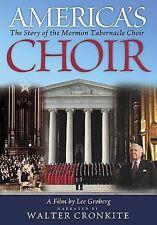 Americas Choir - The Story of the Mormon Tabernacle Choir DVD, 2004