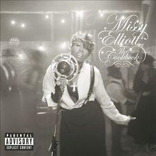 Missy Elliott  The Cookbook (PA)  Bonus Track  SEALED CD  16 Songs
