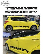 Suzuki Swift SWIFT word decals