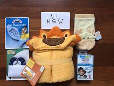 Lot 5 New w Tags Kids Baby Bath Items