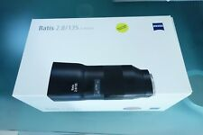 Zeiss Batis 135mm Top Objektiv Teleobjektiv für Sony E-Mount Neu