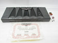 Kicker Kx1200.1 300W x 1 Mono Subwoofer Amplifier