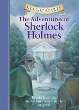 Classic Starts(tm): The Adventures of Sherlock Holmes by Arthur Conan Doyle (20…