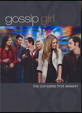 Gossip Girl - The Complete First Season (DVD, 2008, 5-Disc Set)