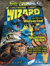 New ListingWizard The Guide To Comics 38 48 74 91 Sealed Magazines Catwoman Wolverine