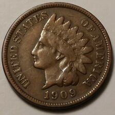 1909 Indian Head Cent 2708