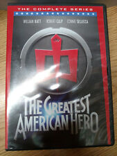 ** The Greatest American Hero: The Complete Series (DVD, 2010, 9-Disc Set)