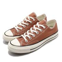Converse First String Chuck Taylor All Star 70 OX Brown Men Women Shoes 164714C