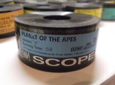 PLANET OF THE APES (2001) 35MM Movie Trailer Film 20th Century FOX Scope :59 W@W