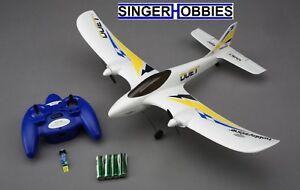 HobbyZone Duet RTF Radio Control Airplane w/ LIPO Battery / Charger HBZ5300 HH