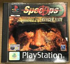Spec Ops: Ranger Elite (Sony Playstation 1, 2001)