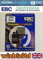 EBC Rear SFA Brake Pad Peugeot New Tweet Evo 125 2014-2015 SFA260