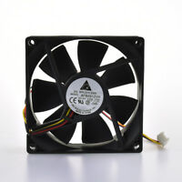 Cooling fan AFB0912VH for Delta 12V Large air volume 0.6A 9cm 3Pin 3800RPM