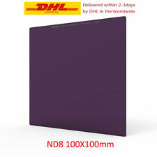 NiSi 100 x 100mm 3 stop Nano IRND 0.9 Filter (3 Stop)  IR ND8 100*100mm