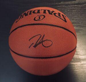 Blake Griffin Autographed Spalding NBA Basketball Detroit Pistons/ JSA