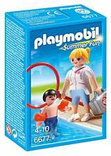 Playmobil City Summer - 6677 Sanitaria del parque acuático