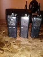 Motorola Radius P1225 Portable UHF Radio 4 Watt 2 Channel GMRS