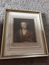 Portrait of Woman By Stevenson from The David Bendann's Studio