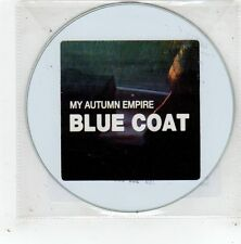 (GD879) My Autumn Empire, Blue Coat - DJ CD