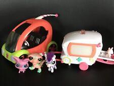 LPS, little pet shop. Playset + 3  animals