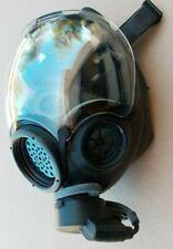 Msa Millennium Cbrnnbc Gas Mask Withdrink Tube Amp Clear Outsert 10051287 Open Box