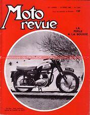 MOTO REVUE 1584 BSA 500 A50 650 A65 STAR DUCSON 50 SUZUKI Sammy MILLER 1962