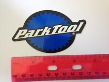 "4"" Park Tool Bike Sticker (Blue/White/Black) Frame Car Truck Toolbox Free Ship!"