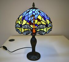Tiffany Retro Table Lamp Bedside Bedroom Lamp Decor Decoration Desk 10 Inch Lamp