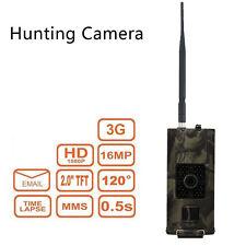 HC700G 16MP Night Vision Hunting Camera 3G GPRS 1080P Trail Trap Scouting Camera